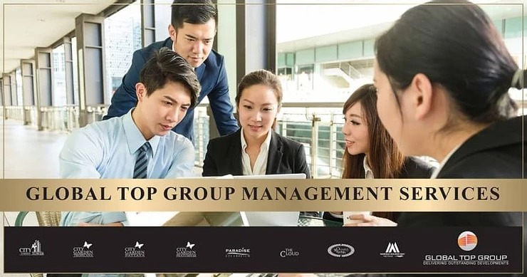 GLOBAL TOP GROUP PROPERTY MANAGEMENT PATTAYA