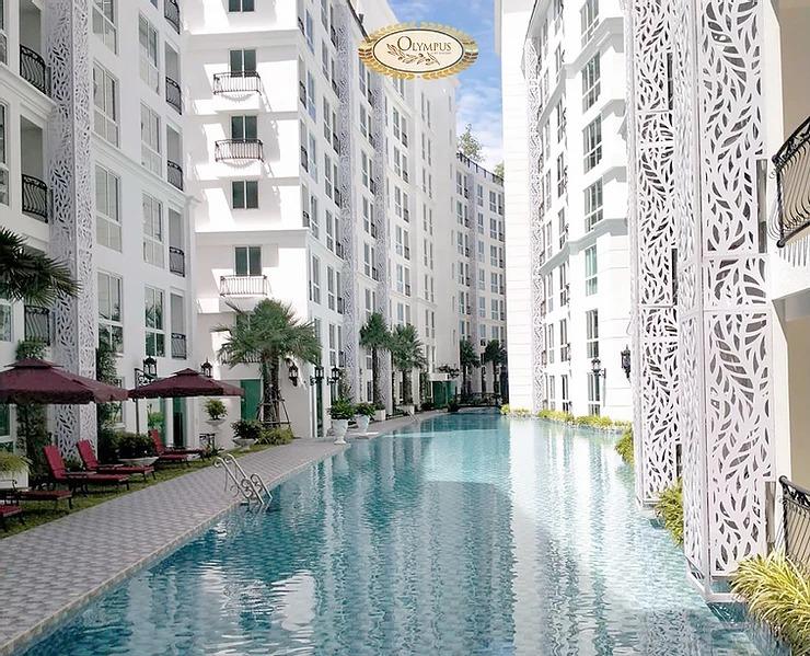 Condominium Pattaya Olympus City Garden - Truly a New Way of Life in the heart of Pattaya