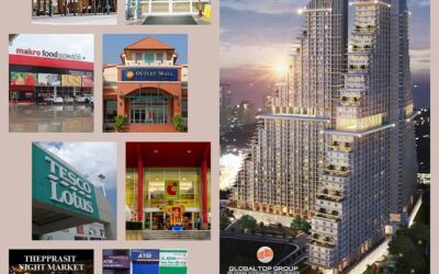 REAL ESTATE IN PATTAYA: MARINA GOLDEN BAY, A WEALTH OF CONVENIENCES AND GROWTH