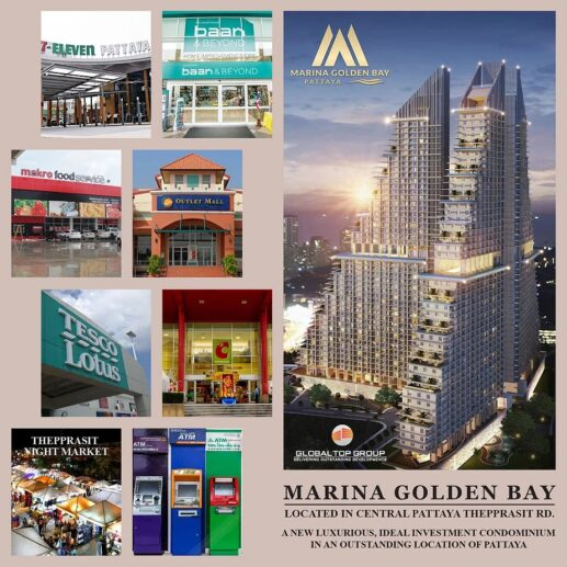 MARINA GOLDEN BAY PRIME REAL ESTATE IN PATTAYAA WEALTH OF CONVENIENCES AND GROWTH ENG