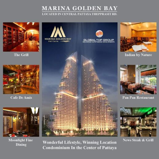 MARINA GOLDEN BAY PROPERTY INVESTMENT IN PATTAYA ENG