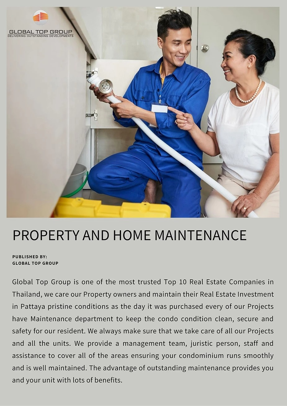 PROPERTY AND HOME MAINTENANCE ENG