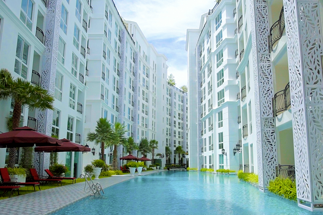 Olympus City Garden Global Top Group condo for sale and rent