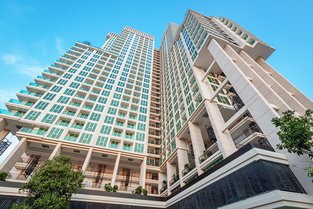 City Garden Tower Global Top Group condo for sale and rent