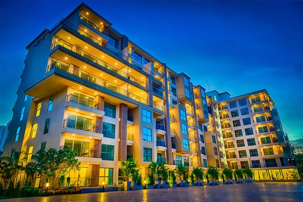 Best Top 10 Luxurious Low Rise Condo for Rent in Pattaya