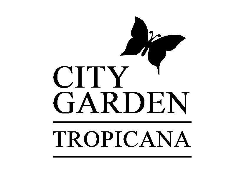 City Garden Tropicana Logo - Global Top Group