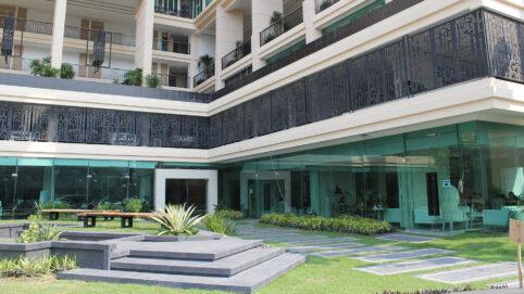 City Garden Tower Prime Location Property Market in Pattaya