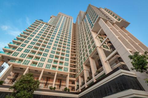 芭堤雅城市花園塔最佳公寓投資