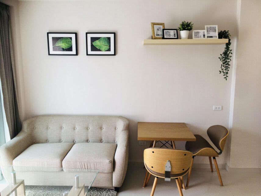 芭堤雅物业投资城市花园热带生活居室