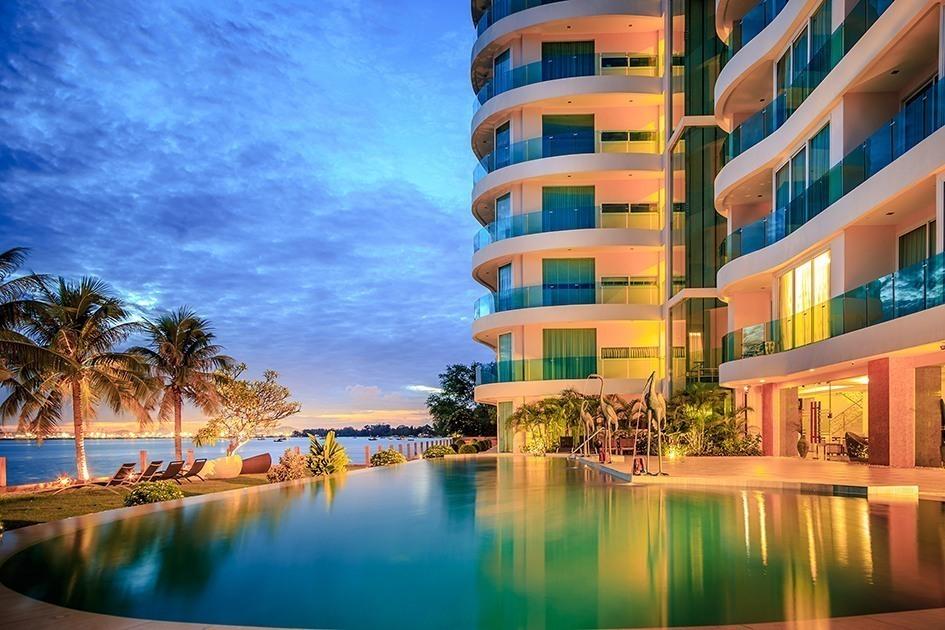 海滨公寓芭堤雅出租天堂海景全球顶级集团