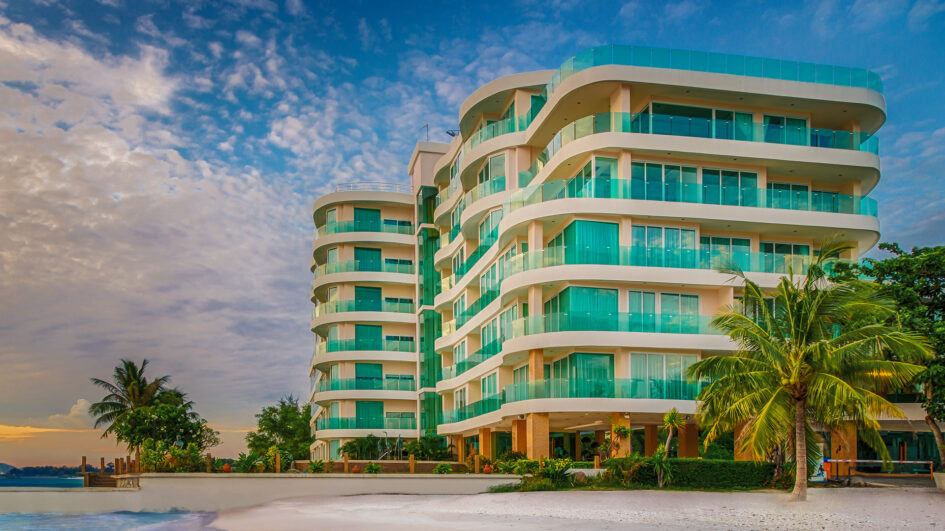 Condo Paradise Ocean View Trusted Developer real estate investment opportunity in Pattaya.