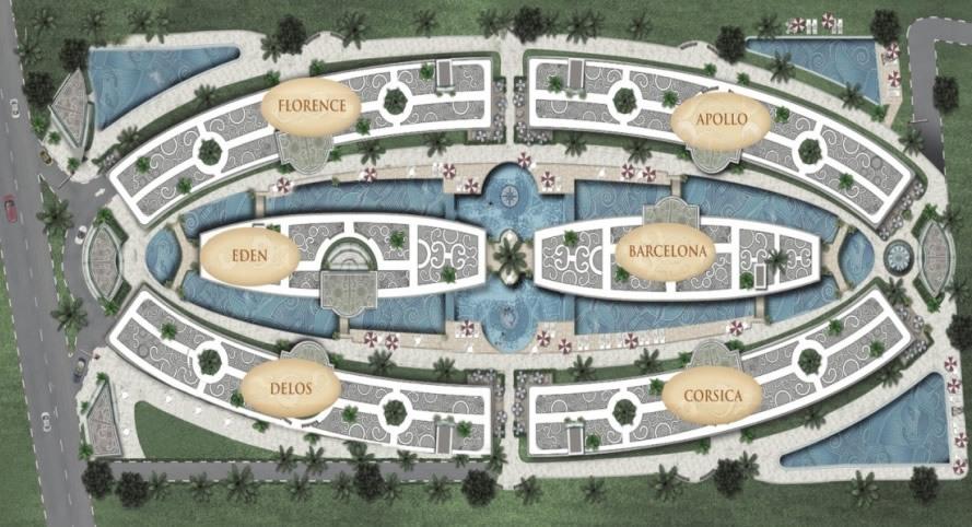 Olympus City Garden Prime Location Best Condo Investment Pattaya