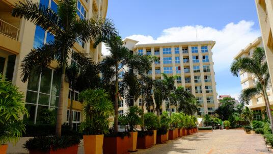 Modern Condo for Rent Central Pattaya City Garden Pattaya Global Top Group
