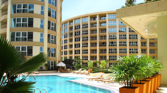 City Center Condo Pattaya for Rent City Garden Pattaya By Developer Global Top Group