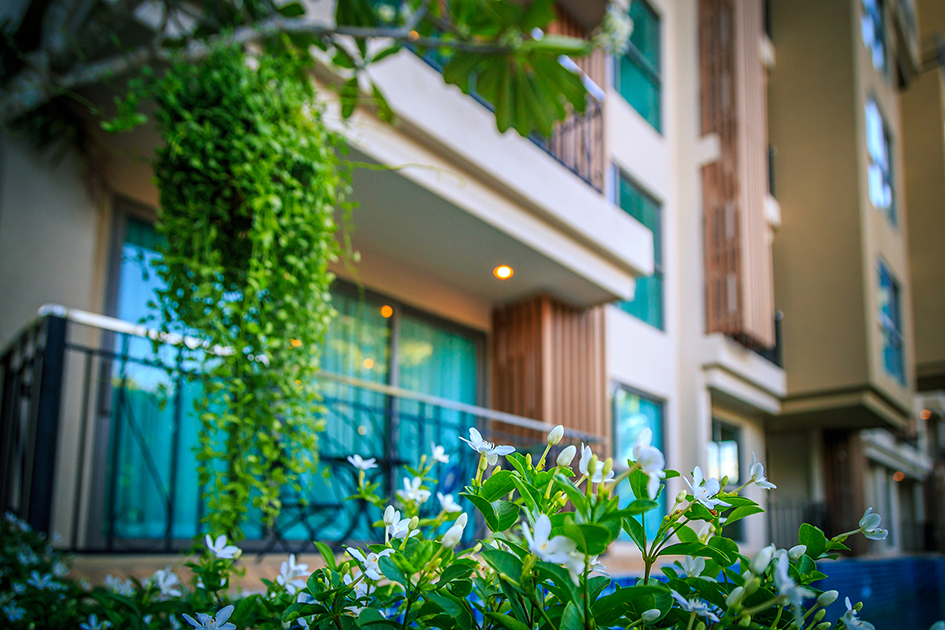 Condo Rental Long Term and Short Term City Garden Tropicana Naklua Pattaya