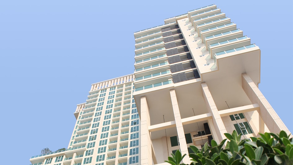 Room for Rent Pattaya Prime Location One Bedroom City Garden Tower