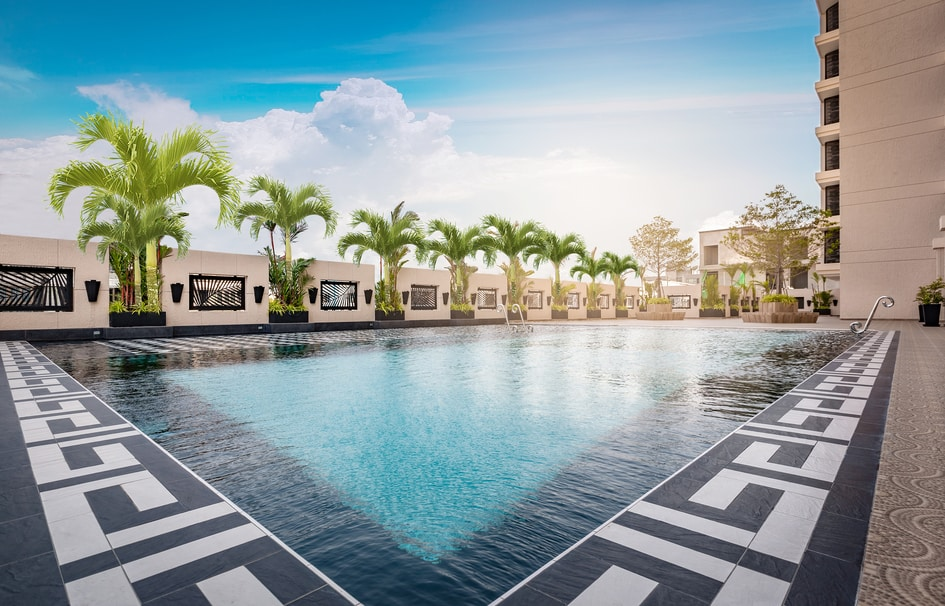 Pattaya Condo for Rent Long Term Great Location City Garden Tower Global Top Group